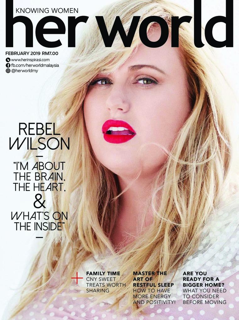 Mengubah Penampilan dengan Majalah Her World