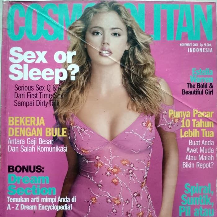 Majalah Cosmopolitan Untuk Fashion Stylemu