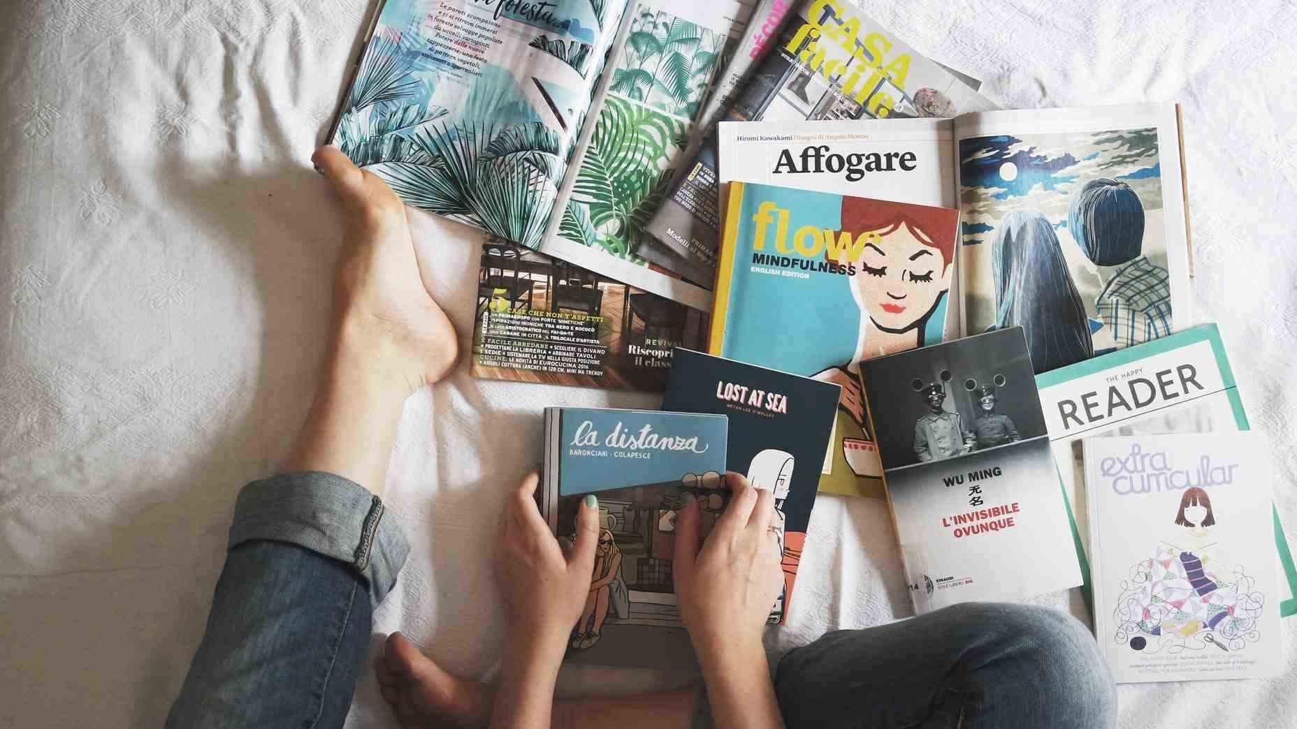 10 Majalah Wanita Independen Yang Harus Dibaca Semua Orang